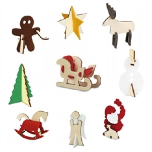 emotion factory weihnachtskarte mit engel aus filz und holz zum stecken produkte. Black Bedroom Furniture Sets. Home Design Ideas